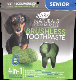 Brushless Gray Muzzle