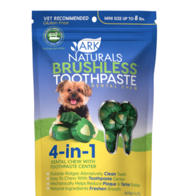Brushless Toothpaste Chew