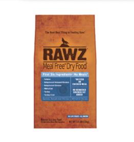 Rawz Rawz Meal Free Dehydrated Salmon/Chicken/Whitefish/Tky