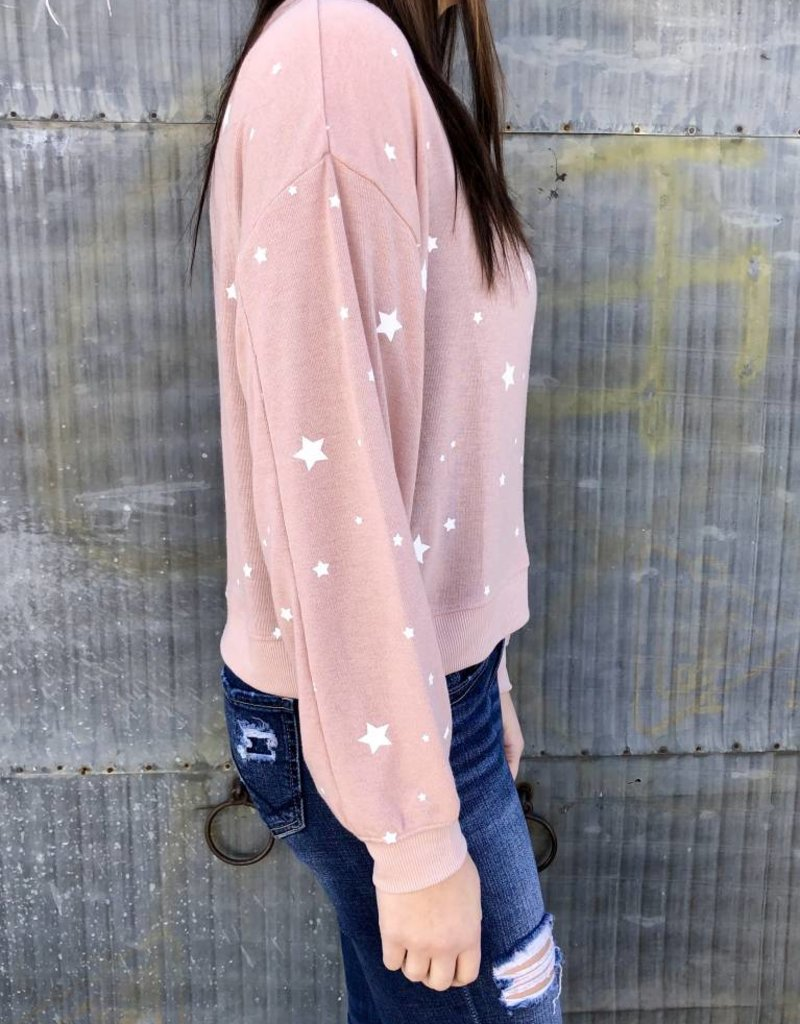Z Supply The Lux Star Pullover