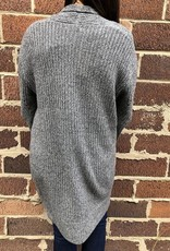 Basic Open Sweater Cardigan