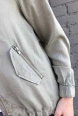 Dear John Denim Dear John Taylor Windbreaker Jacket