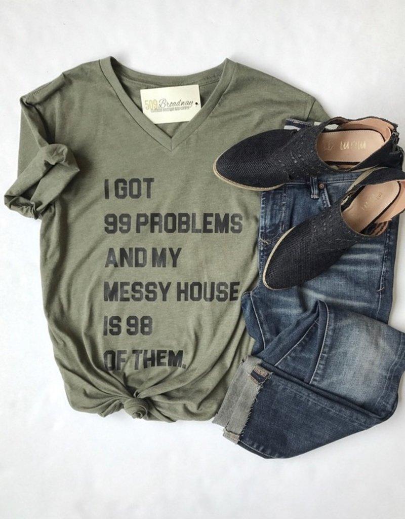 99 Problems Tee