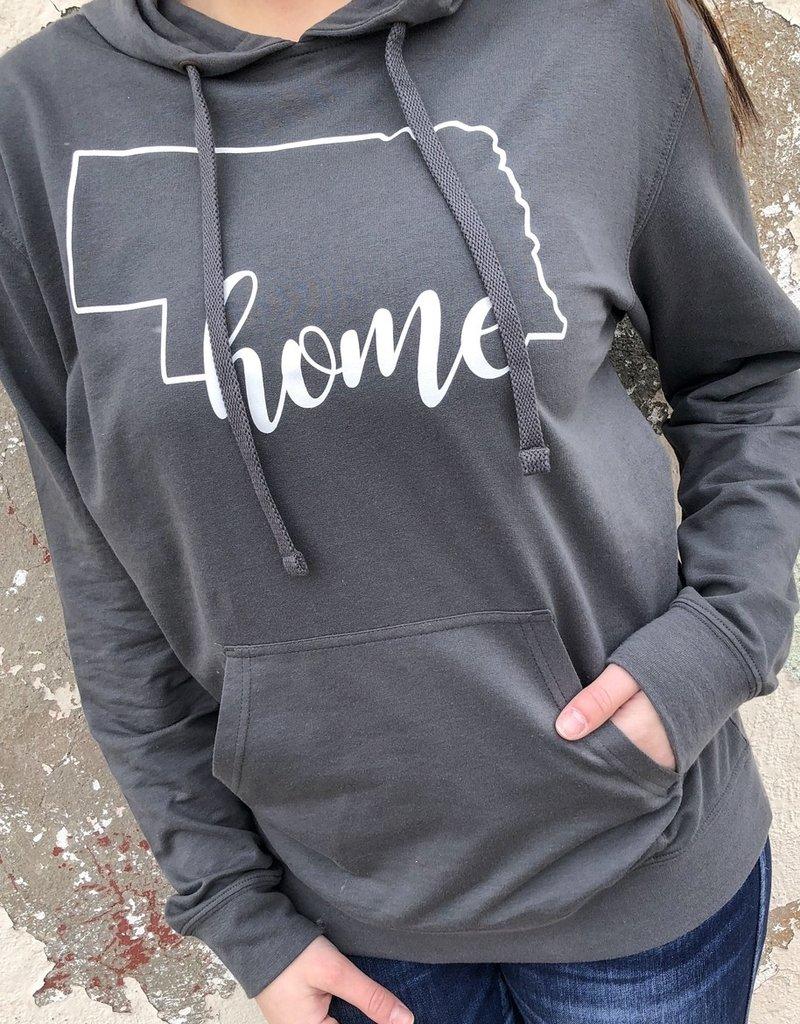 Nebraska Home Pullover