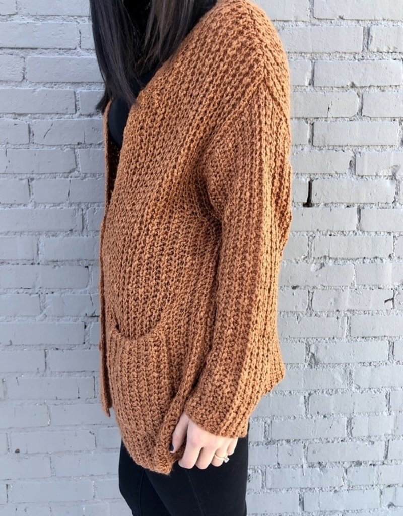 Orion Chunky Knit Sweater