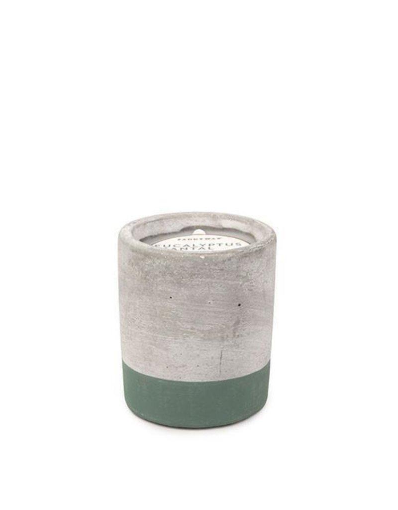 Paddywax Paddywax Urban Concrete Pot Candle {3.5oz}