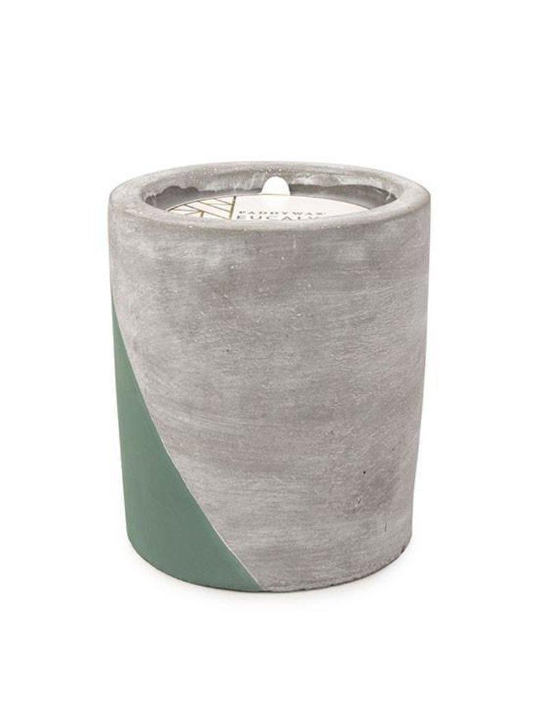 Paddywax Urban Concrete Pot Candle {12oz}