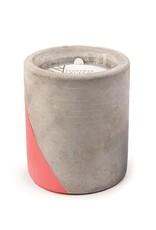 Paddywax Paddywax Urban Concrete Pot Candle {12oz}