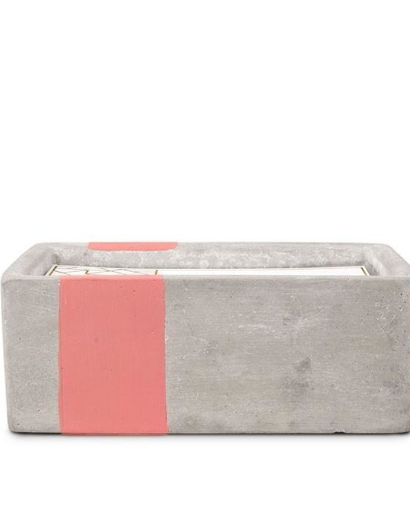 Paddywax Urban Concrete Rectangle Candle {8oz}