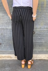 Paperbag Stripe Pants