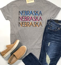 Eclipse Nebraska Tee