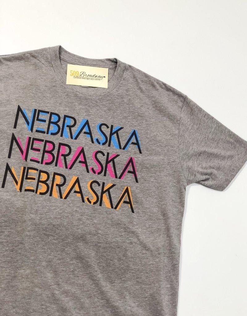 Eclipse Nebraska Tee