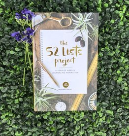 52 Lists Book: Project
