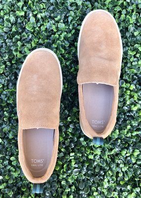TOMS Suede Travel Lite Slip-On