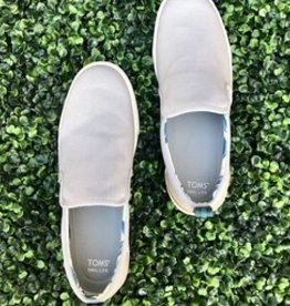 TOMS Canvas Travel Lite Slip-On