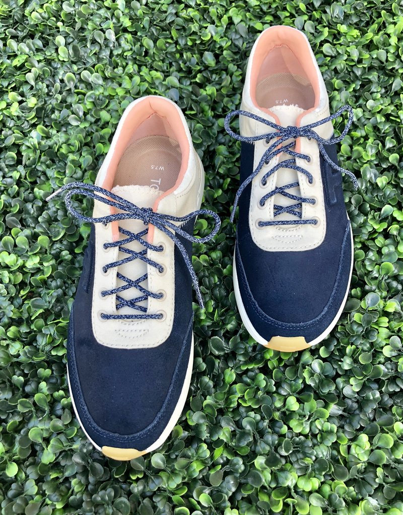 TOMS Arroyo Suede Sneaker