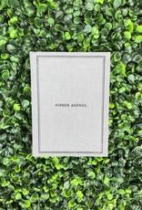 Hidden Agenda Journal