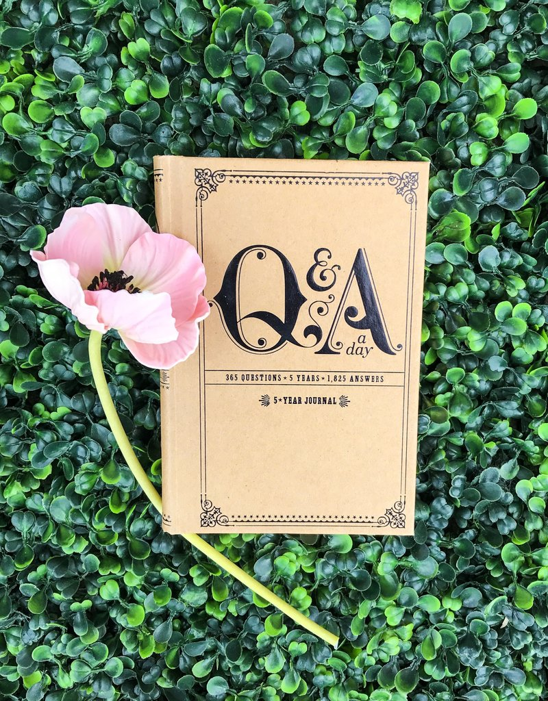 Q&A a Day: 5 Year Journal