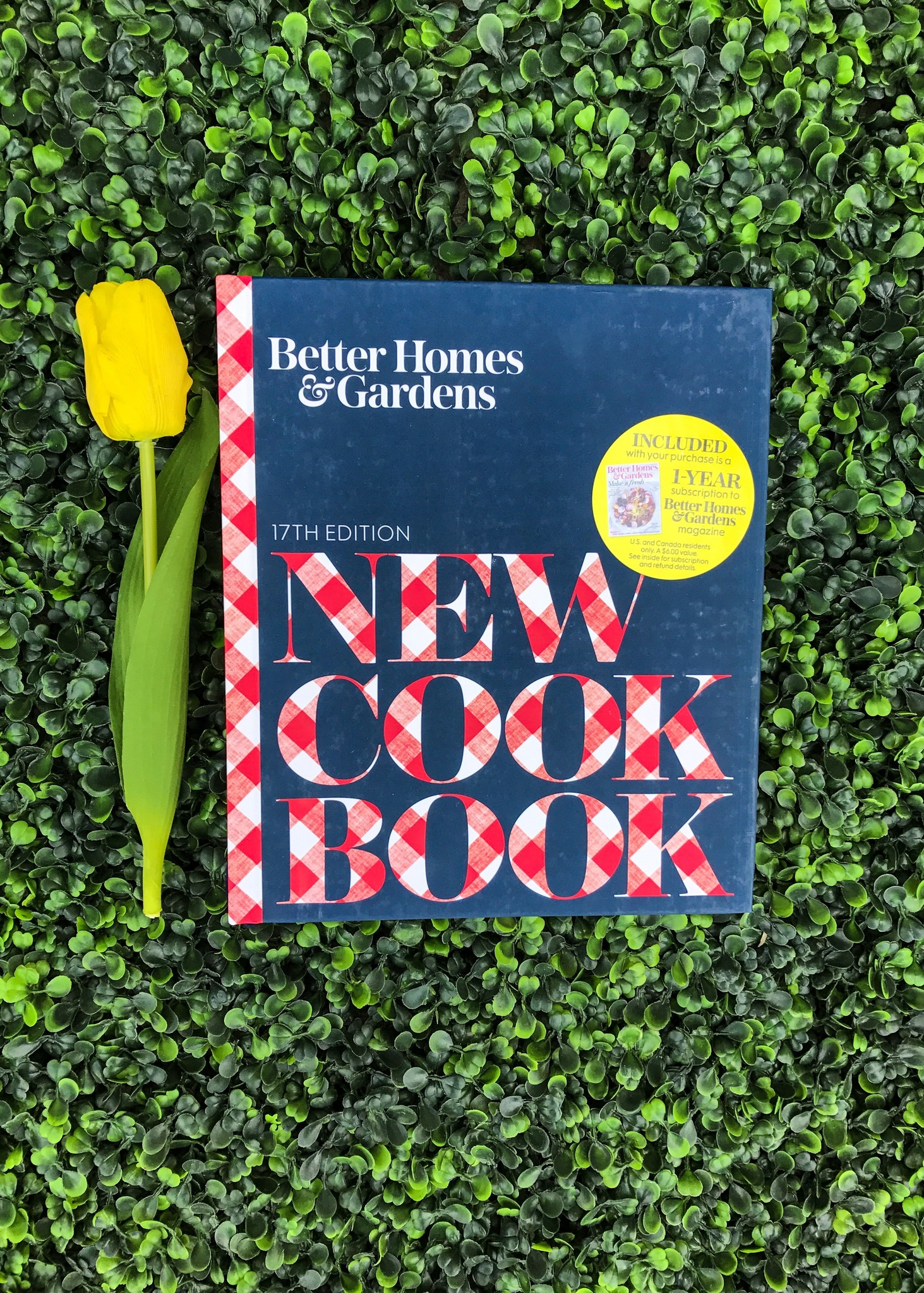Bhg New Cookbook 509 Broadway