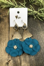 Joanne Floral Earring