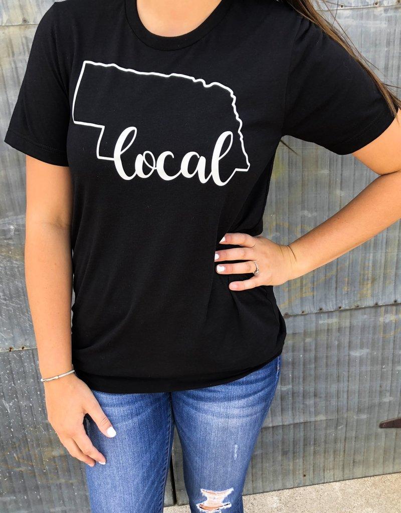 Nebraska Local Tee