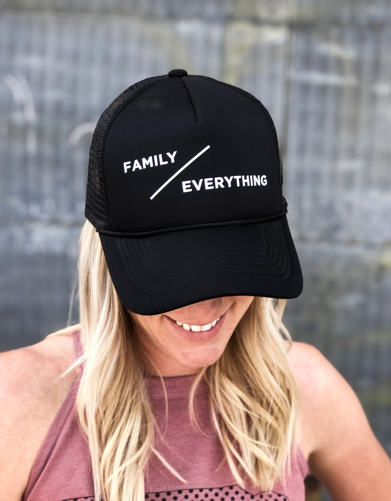 Trucker Hat |Family/Everything|