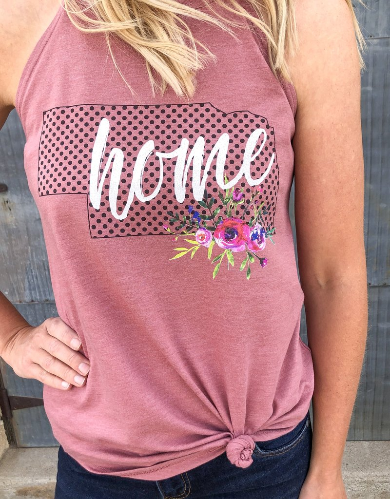 Home Muscle Tank