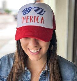 Trucker Hat |'Merica|