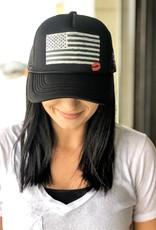 Trucker Hat  Flag 