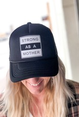 Trucker Hat |Strong As A Mother|