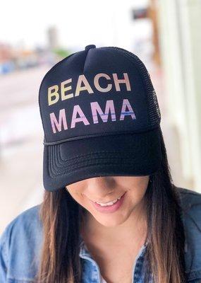 Trucker Hat |Beach Mama|