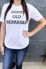 Good Old Nebraska Tee