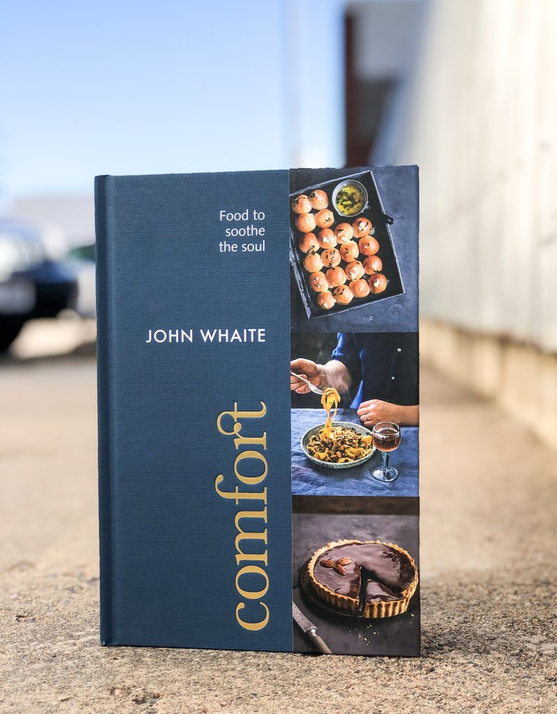 Comfort Cookbook by John Whaite