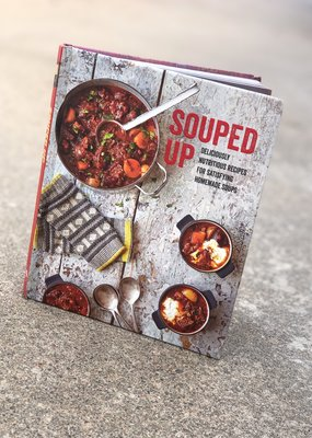Souped Up: Deliciously nutritious recipes for satisfying homemade soups by Ryland Peters & Small