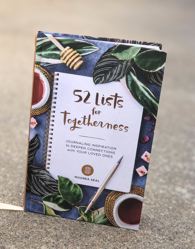52 Lists Book: Togetherness