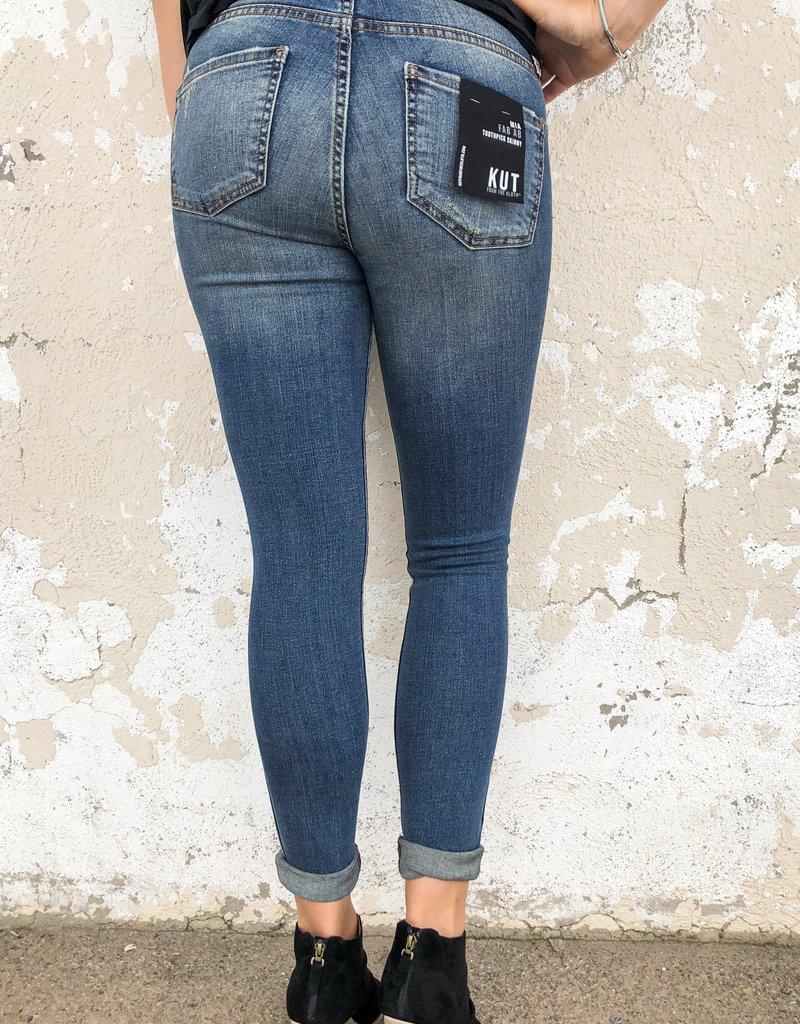 Mia |Fab Ab| High Rise Skinny