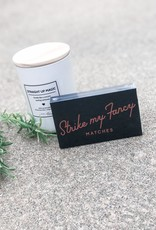 Paddywax Safety Matches |Strike My Fancy|