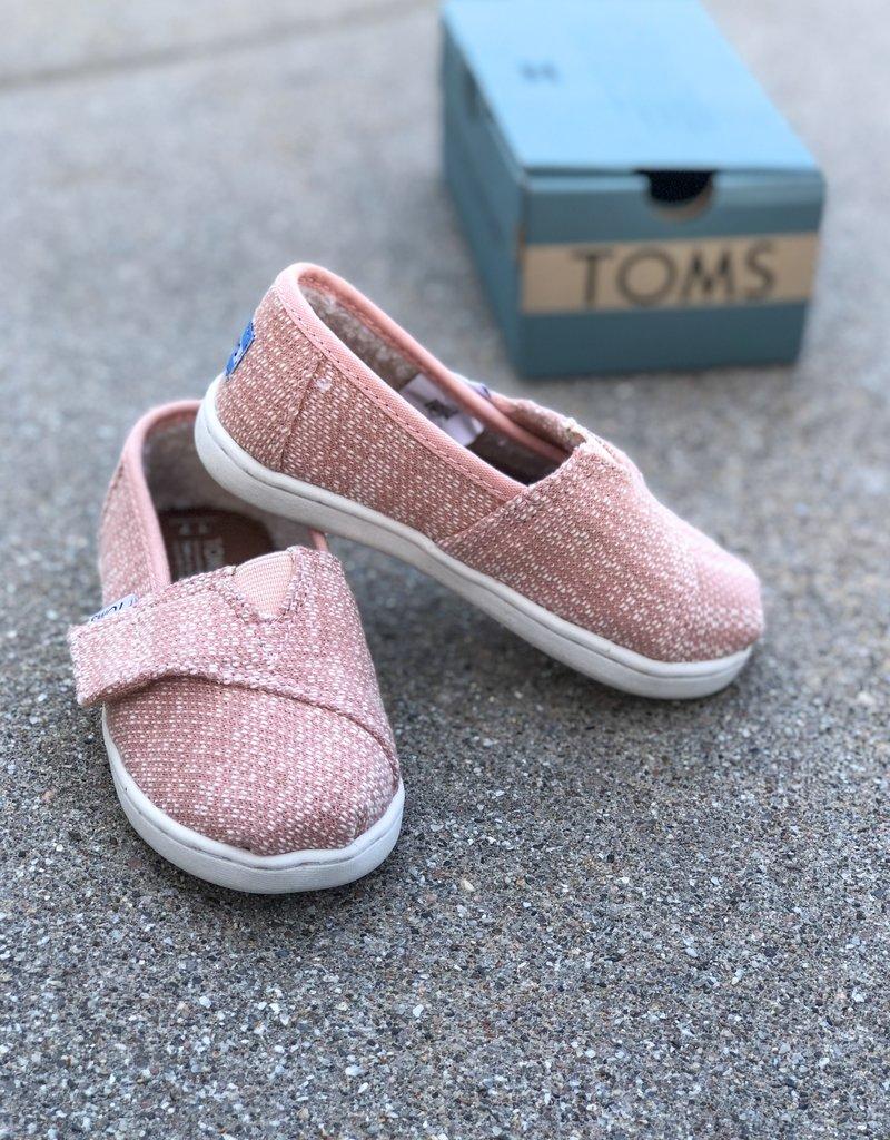 TOMS Rose Cloud Shearling Shoe