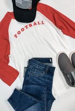 Football Raglan