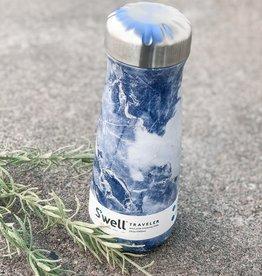 S'well 20 oz Traveler |Blue Granite|