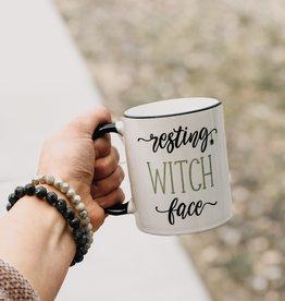 Resting Witch Face 11oz Mug