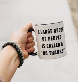 A Large Group of People 11oz Mug