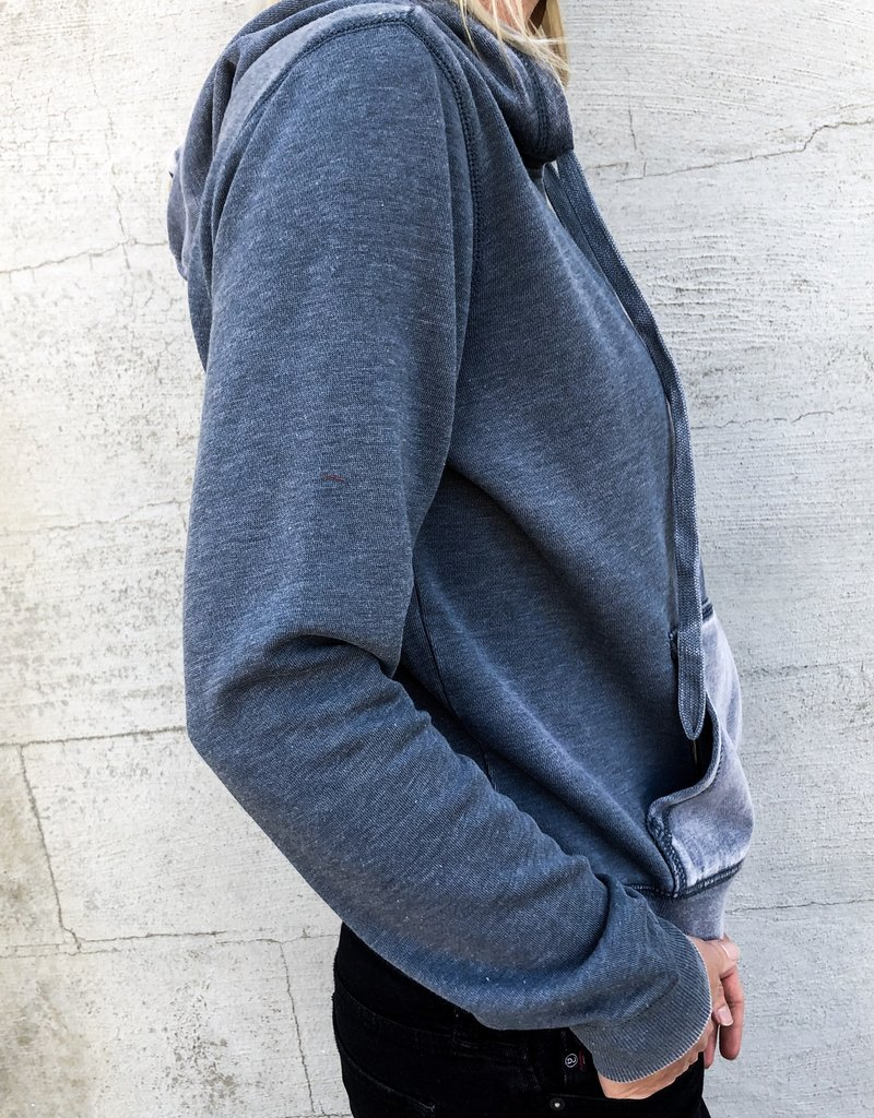 Z Supply The Faded Wash Hoodie