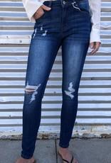 KanCan Ashley Mid Rise Skinny
