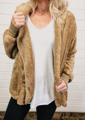 Super Soft Sherpa Coat