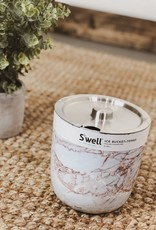 S'well 68 oz Ice Bucket |Calacatta Gold|