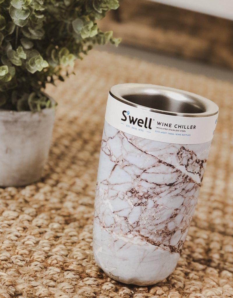 S'well Wine Chiller |Calacatta Gold|