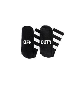 Off Duty Socks