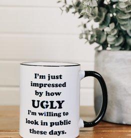 I'm Just Impressed Mug 11oz Mug
