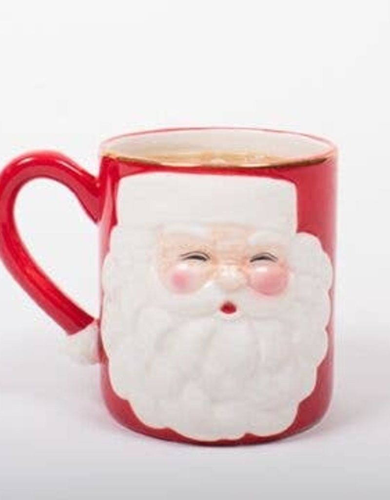 8 Oak Lane Santa Mug